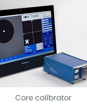 core calibrator